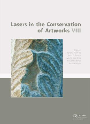 Lasers in the Conservation of Artworks VIII: 1st Edition (e-Book) book cover
