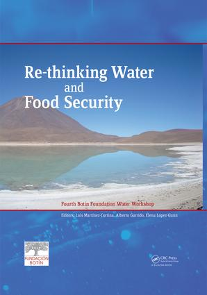 Re-thinking Water and Food Security: Fourth Botin Foundation Water Workshop, 1st Edition (e-Book) book cover