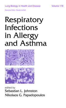 Respiratory Infections in Allergy and Asthma: 1st Edition (e-Book) book cover