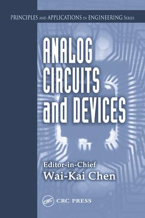 Analog Circuits and Devices: 1st Edition (e-Book) book cover
