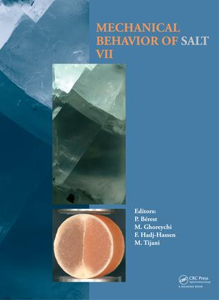 A method to evaluate long-term rheology of Zechstein salt in the Tertiary