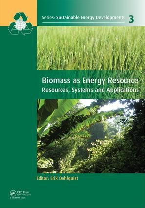 Biomass as Energy Source: Resources, Systems and Applications, 1st Edition (e-Book) book cover