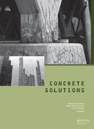 Concrete Solutions 2011: 1st Edition (e-Book) book cover