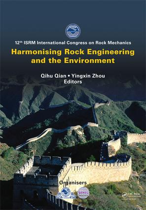 Harmonising Rock Engineering and the Environment: 1st Edition (e-Book) book cover
