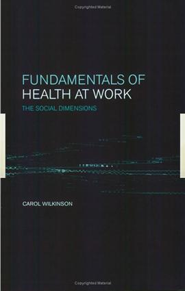 Fundamentals of Health at Work: 1st Edition (e-Book) book cover
