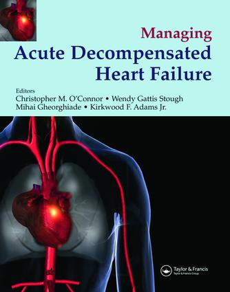 Psychiatric and psychosocial risks in acutely decompensated chronic heart failure patients