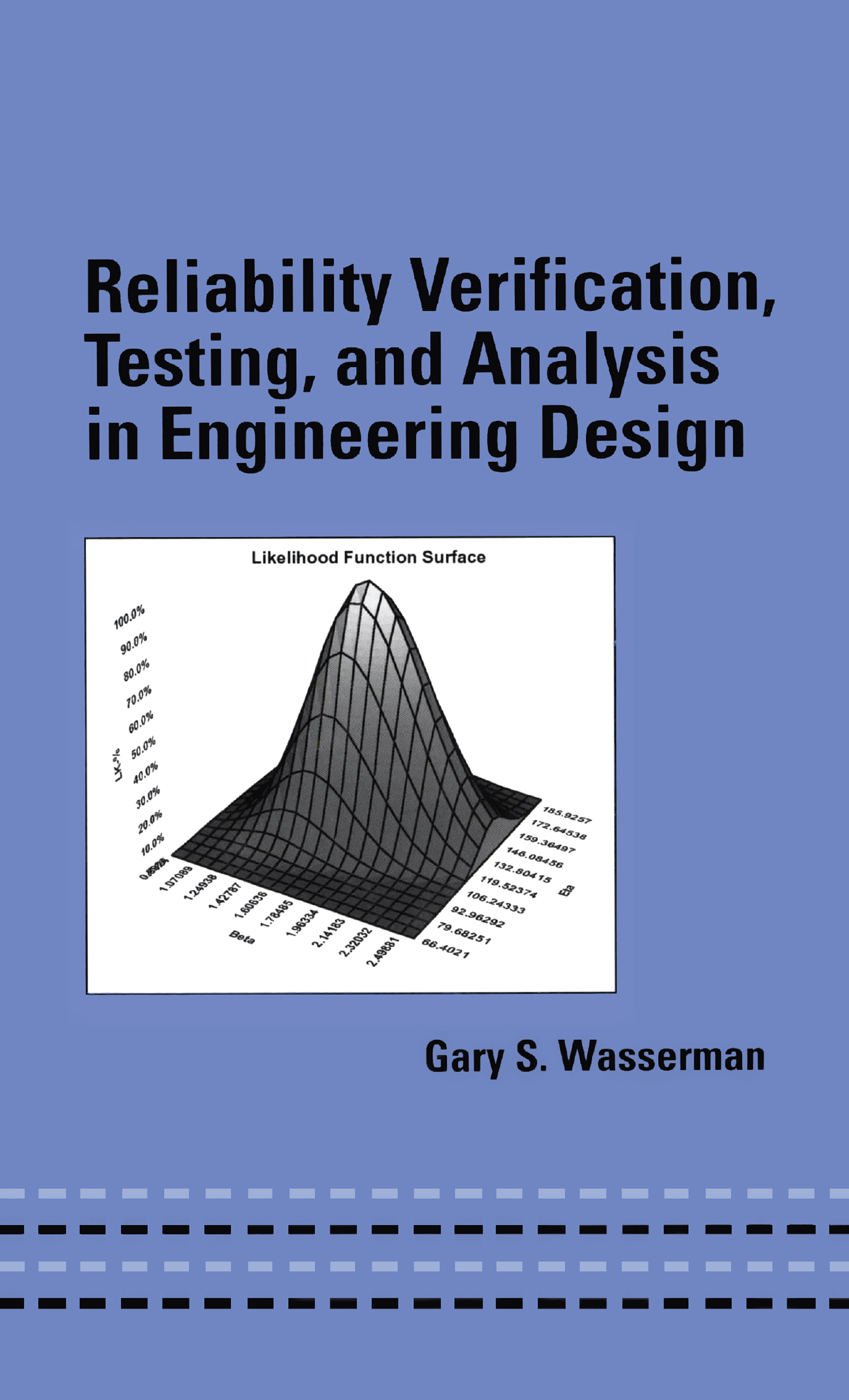 Reliability Verification, Testing, and Analysis in Engineering Design