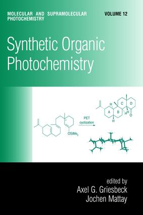 Synthetic Organic Photochemistry: 1st Edition (e-Book) book cover