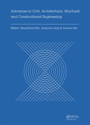 Advances in Civil, Architectural, Structural and Constructional Engineering: Proceedings of the International Conference on Civil, Architectural, Structural and Constructional Engineering, Dong-A University, Busan, South Korea, August 21-23, 2015, 1st Edition (e-Book) book cover