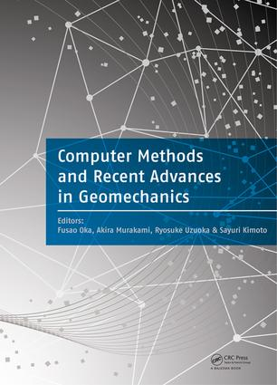Computer Methods and Recent Advances in Geomechanics: 1st Edition (e-Book) book cover