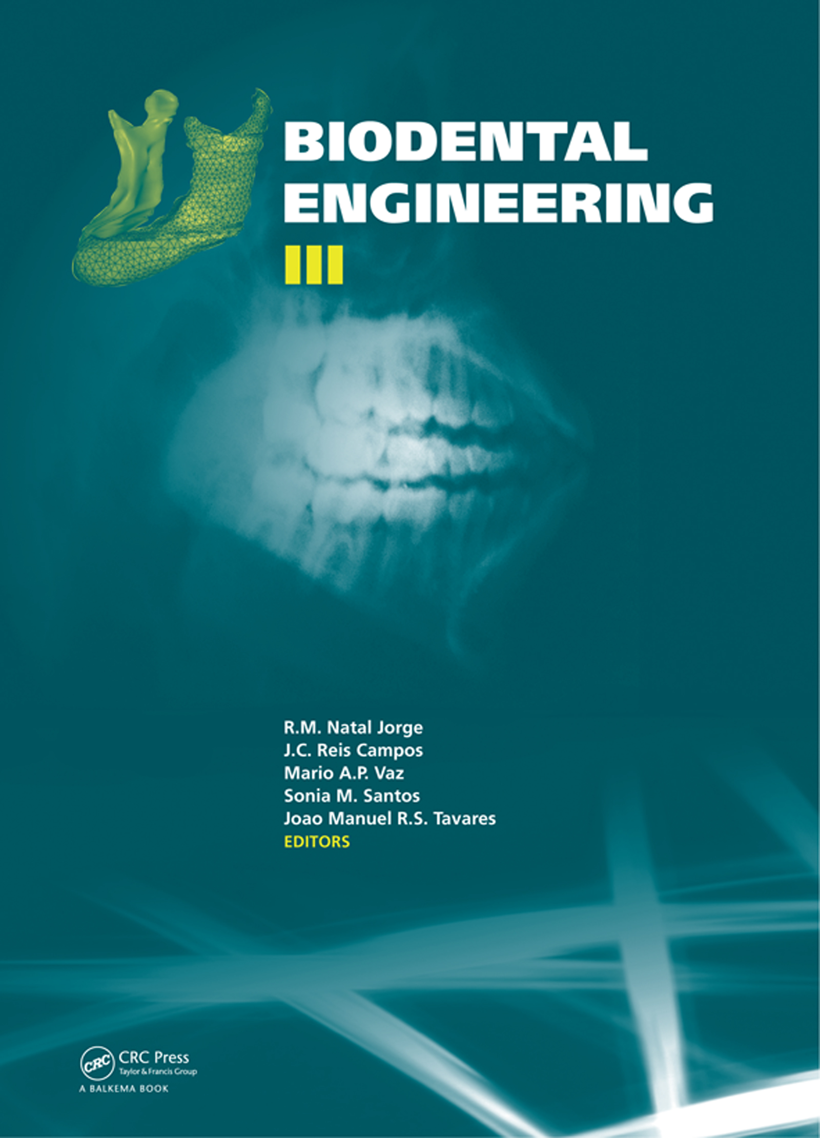 Biodental Engineering III: 1st Edition (e-Book) book cover
