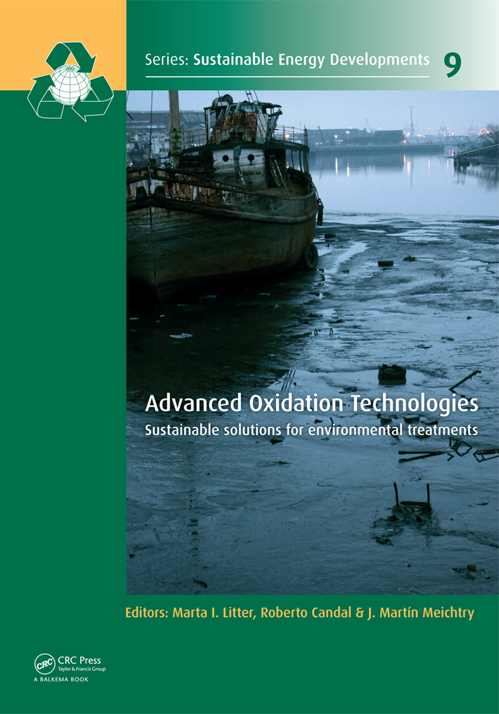 Advanced Oxidation Technologies: Sustainable Solutions for Environmental Treatments, 1st Edition (e-Book) book cover
