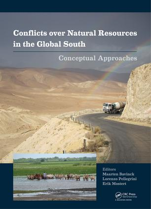 Challenges in the design of a research and development programme on conflict and cooperation over natural resources