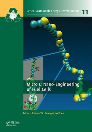Micro & Nano-Engineering of Fuel Cells: 1st Edition (e-Book) book cover