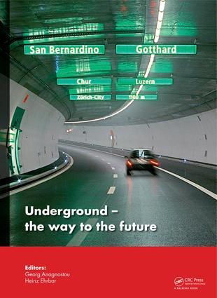 Underground space utilisation