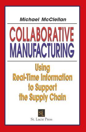 Collaborative Manufacturing