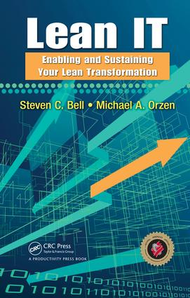 Lean IT: Enabling and Sustaining Your Lean Transformation, 1st Edition (e-Book) book cover