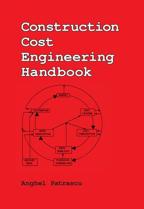 Construction Cost Engineering Handbook book cover