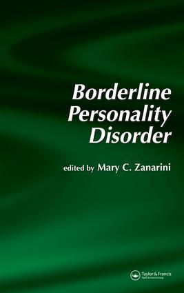 Borderline Personality Disorder book cover