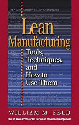 "Lean Manufacturing: A ""Holistic"" View"