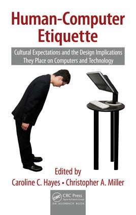 - Etiquette Considerations for Adaptive Systems that Interrupt: Cost and Benefits
