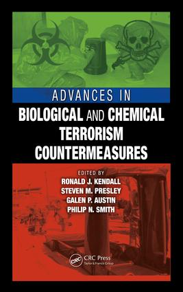 Advances in Biological and Chemical Terrorism Countermeasures: 1st Edition (e-Book) book cover