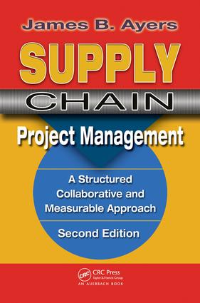 Supply Chain Project Management.