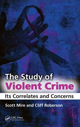 Sociological Aspects of Violence
