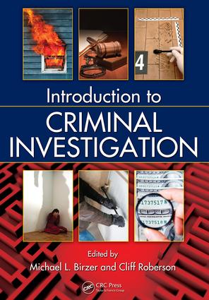Introduction to Criminal Investigation: 1st Edition (e-Book) book cover