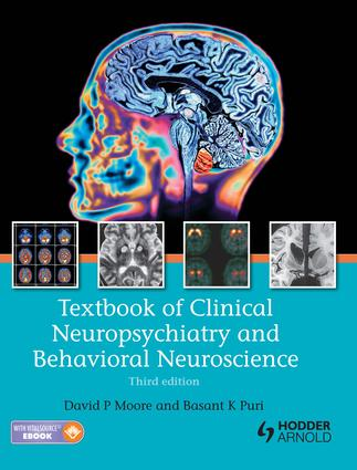 Textbook of Clinical Neuropsychiatry and Behavioral Neuroscience, Third Edition: 3rd Edition (e-Book) book cover