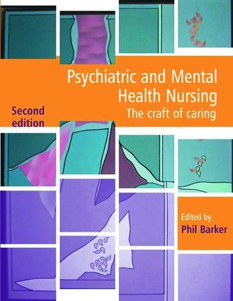 Mental Health Nursing Book
