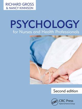 Psychology for Nurses and Health Professionals