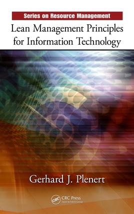 Lean Management Principles for Information Technology