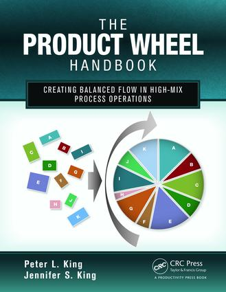 The Product Wheel Handbook: Creating Balanced Flow in High-Mix Process Operations book cover