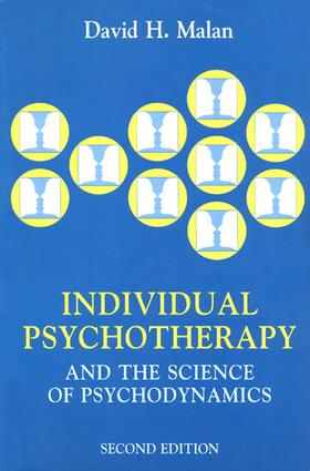 Individual Psychotherapy and the Science of Psychodynamics, 2Ed: 2nd Edition (e-Book) book cover