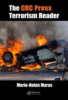The CRC Press Terrorism Reader: 1st Edition (e-Book) book cover