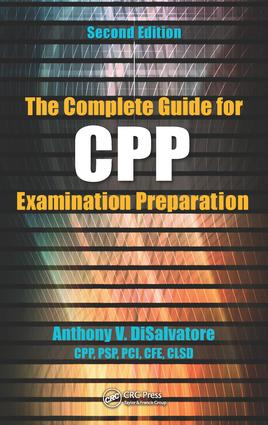 The Complete Guide for CPP Examination Preparation: 2nd Edition (e-Book) book cover