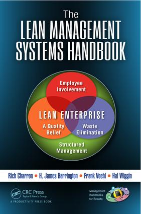 The Lean Management Systems Handbook book cover