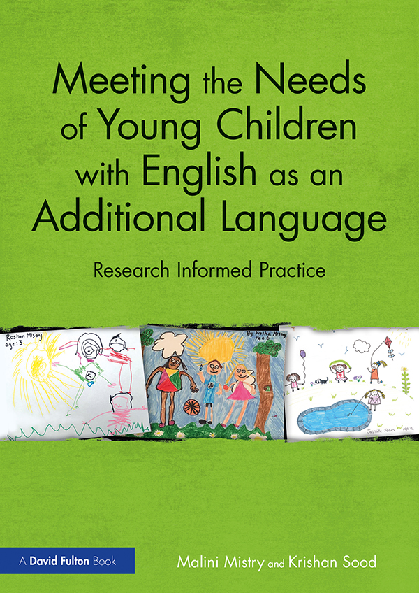 Meeting the Needs of Young Children with English as an Additional Language