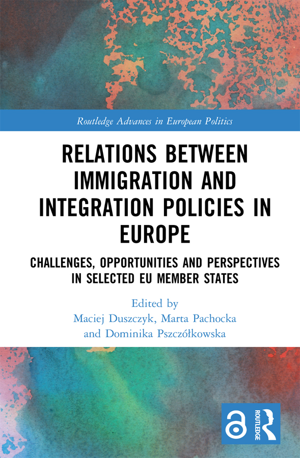 In(ter)dependent policies? Expert survey findings on relations between immigration and integration policies in selected EU member states