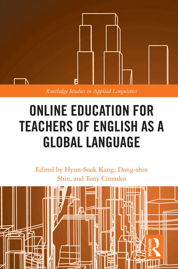 Online Education for Teachers of English as a Global Language