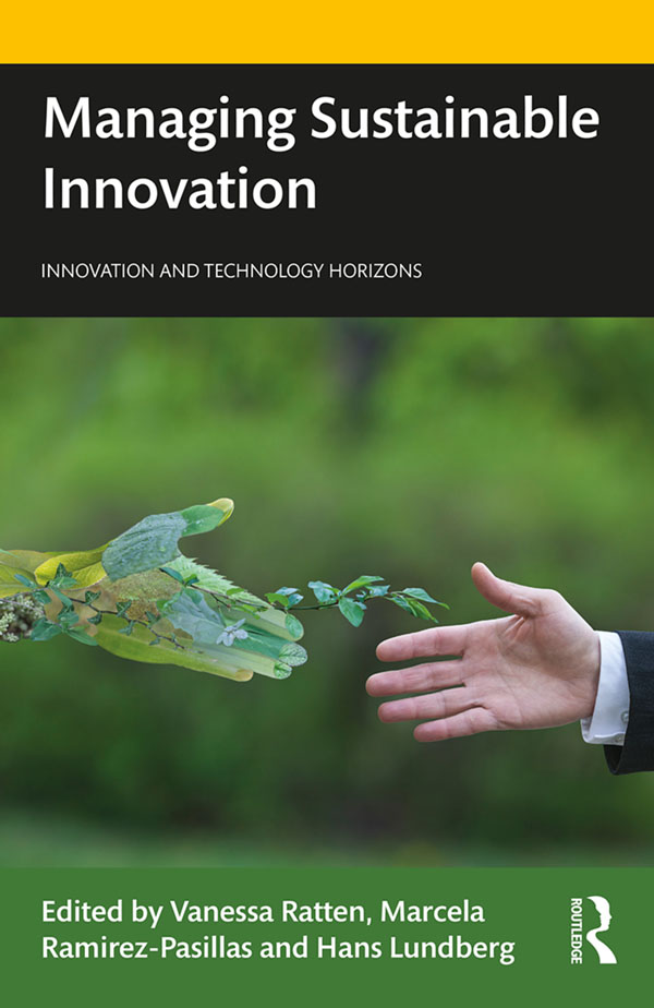 Managing Sustainable Innovation book cover