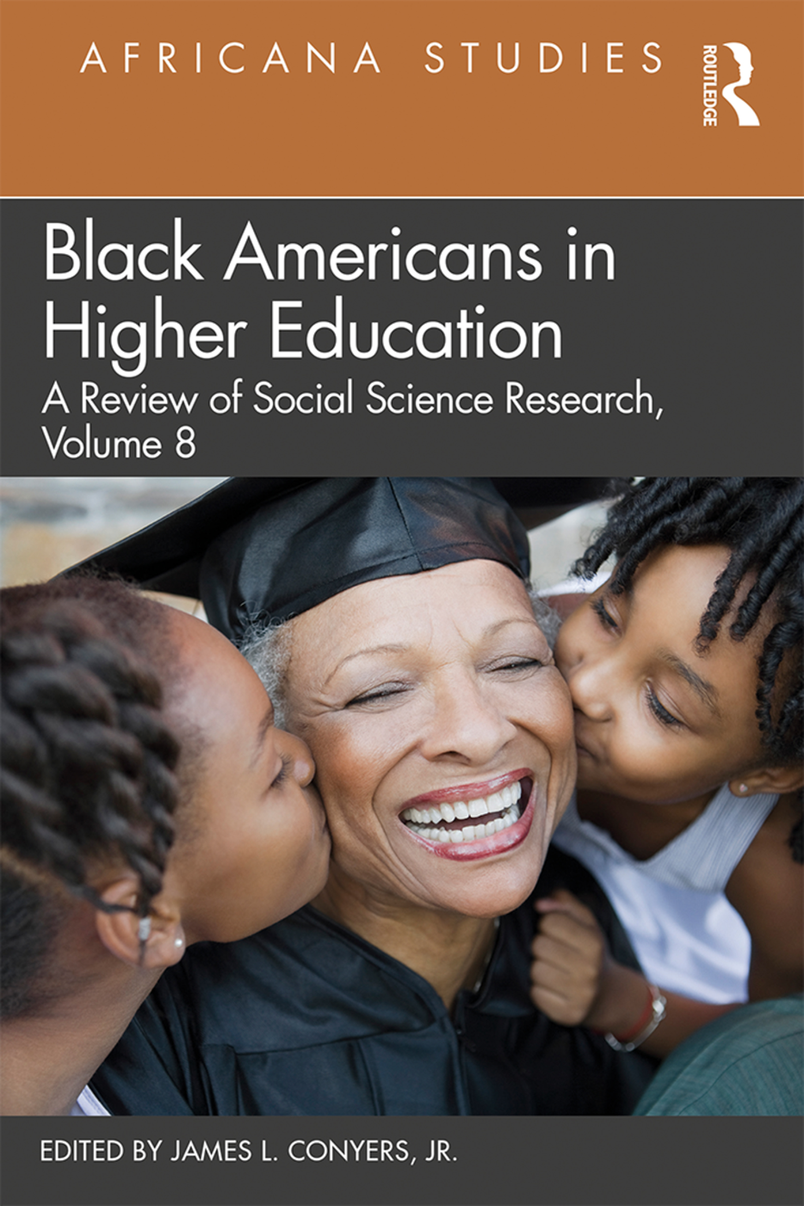 Black Americans in Higher Education: Africana Studies: A Review of Social Science Research, Volume 8 book cover