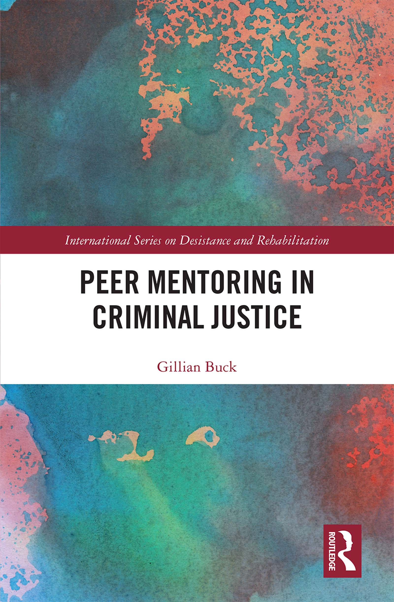 Peer Mentoring in Criminal Justice book cover