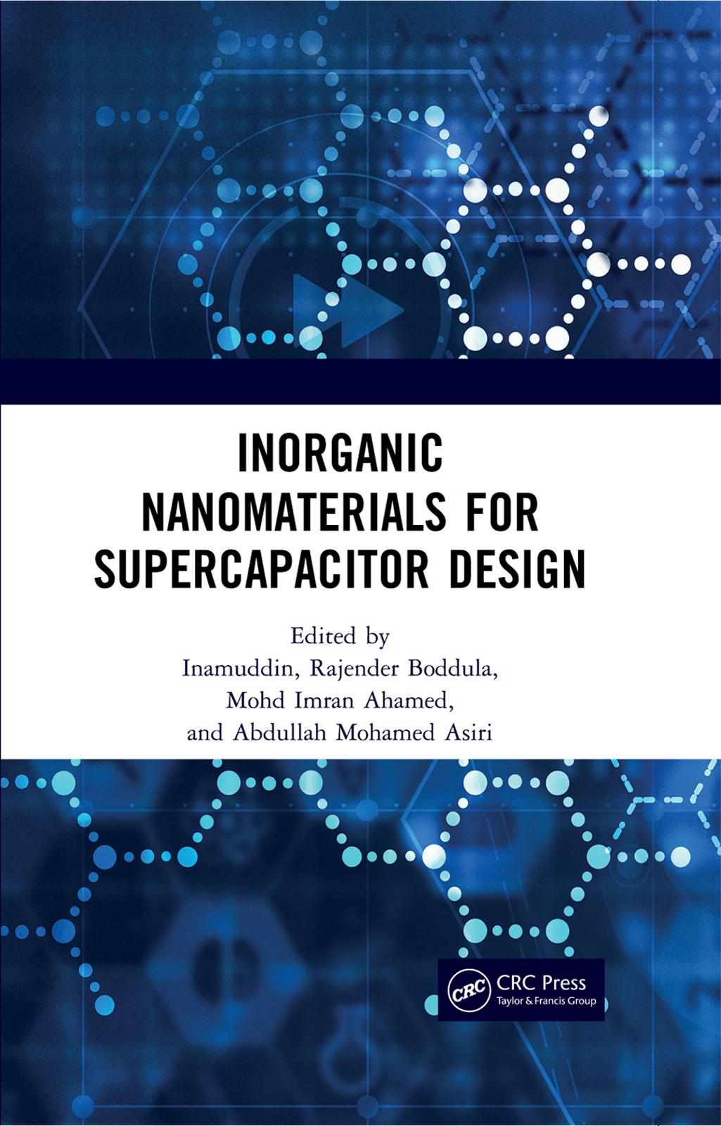 Inorganic Nanomaterials for Supercapacitor Design