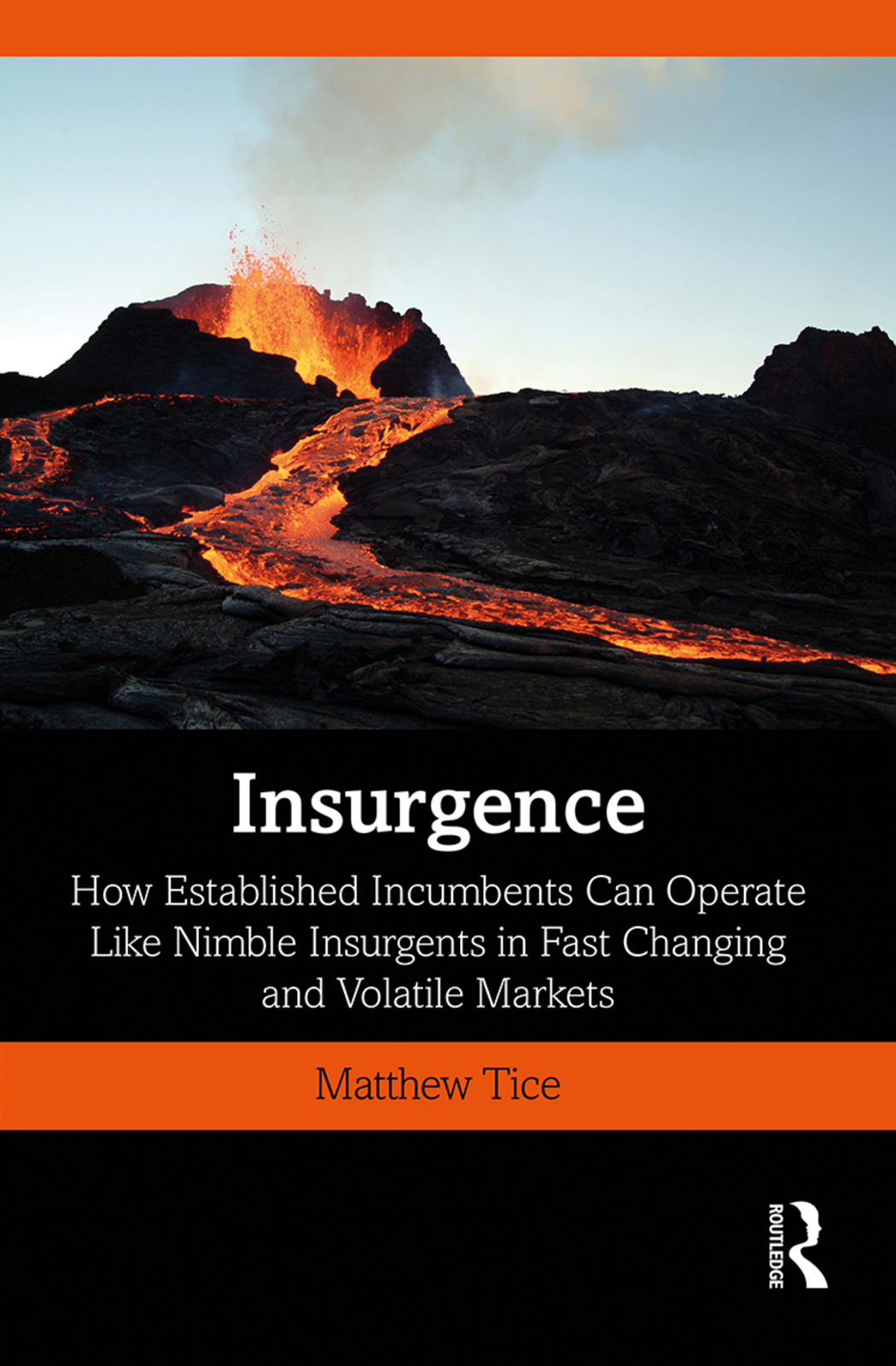 Insurgence: How Established Incumbents Can Operate Like Nimble Insurgents in Fast Changing and Volatile Markets book cover