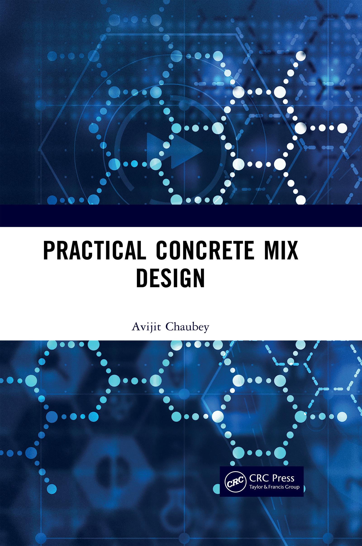 Practical Concrete Mix Design book cover