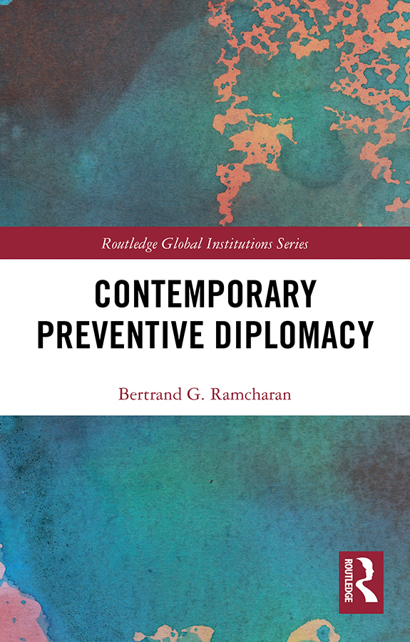 Contemporary Preventive Diplomacy