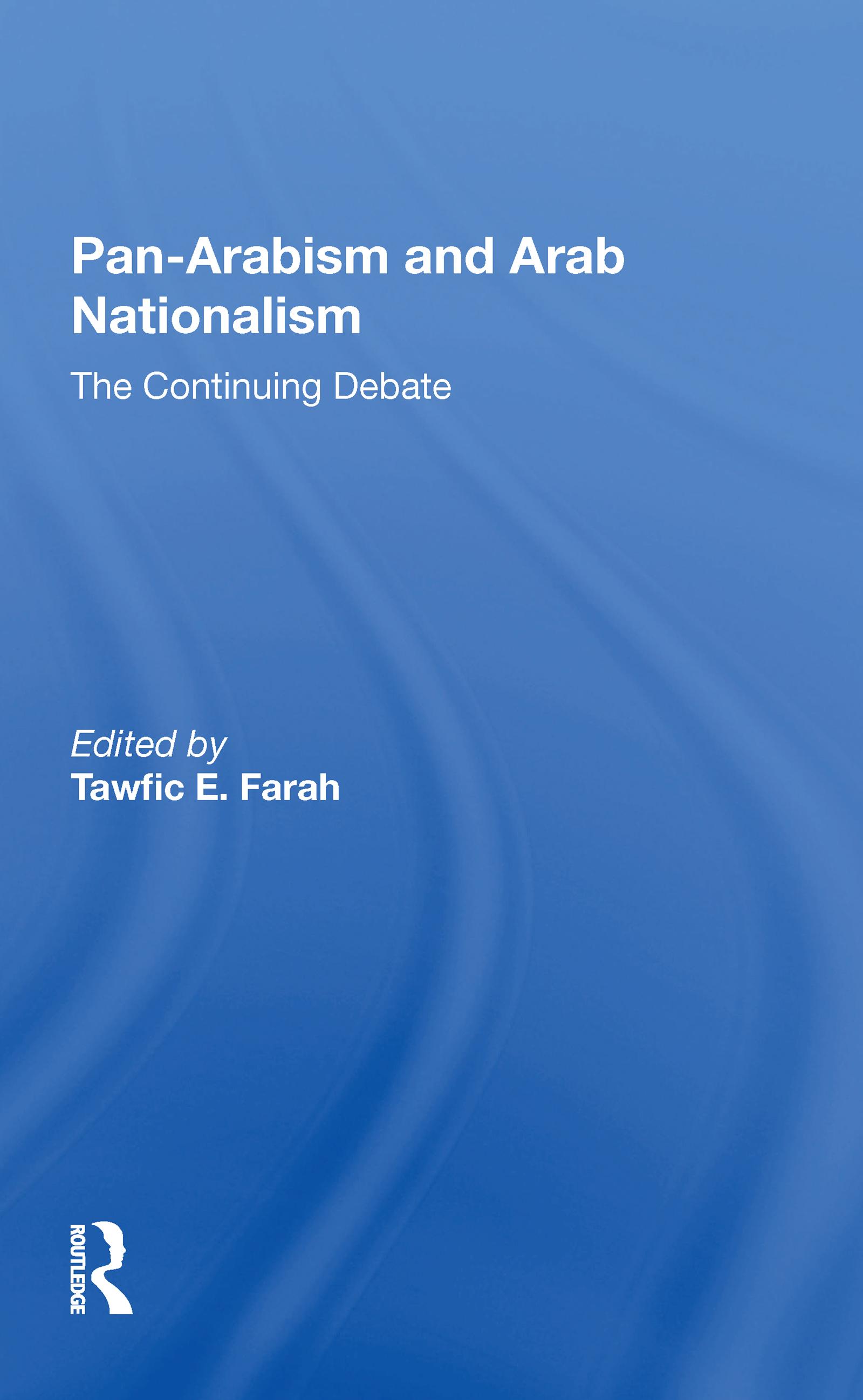 Pan-arabism And Arab Nationalism