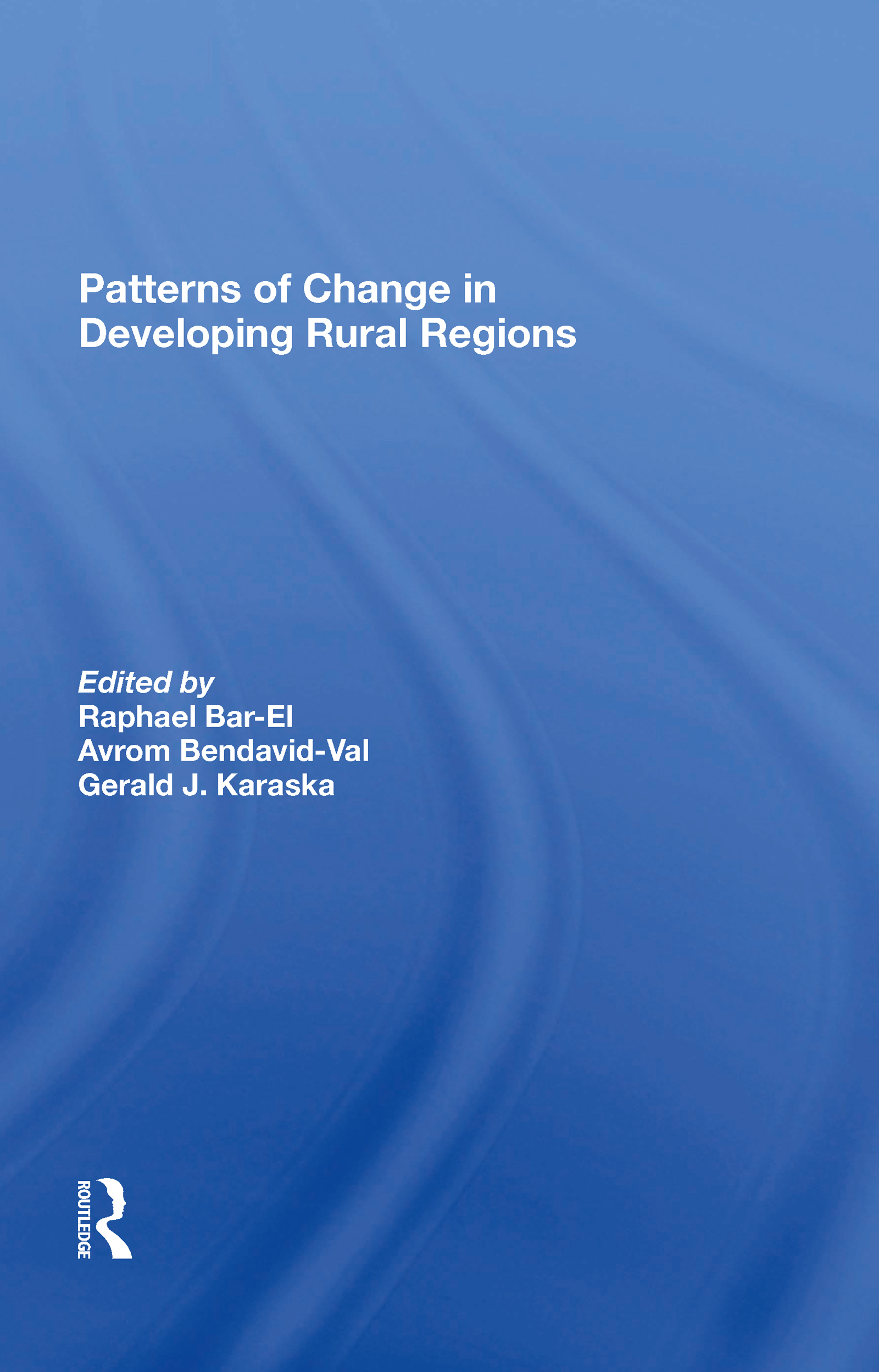 Patterns Of Change In Developing Rural Regions